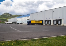 Successful sale of a logistics park