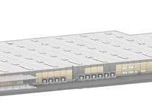 Zajištění financování logistického centra D+D Park Brodce vpřibližné hodnotě 0,8 mld. CZK