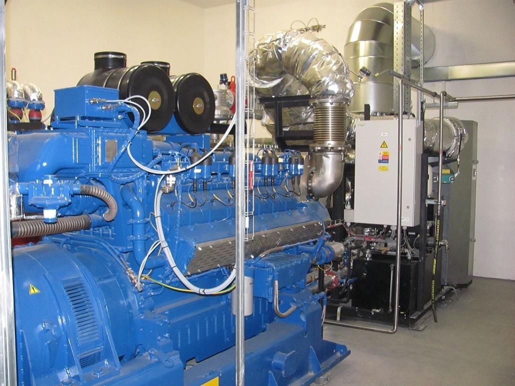 Financování kogenerační elektrárny 0,8 MWe na bázi tepelného zplyňování ve výši 76 mil. CZK.
